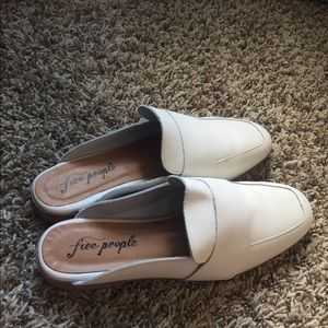 AT EASE FREE PEOPLE LOAFERS